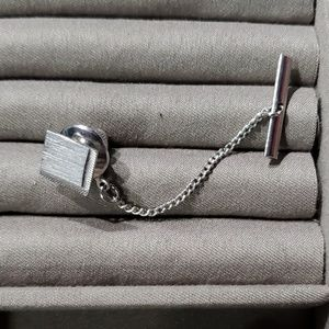 Other - Sterling Silver Tie Clip